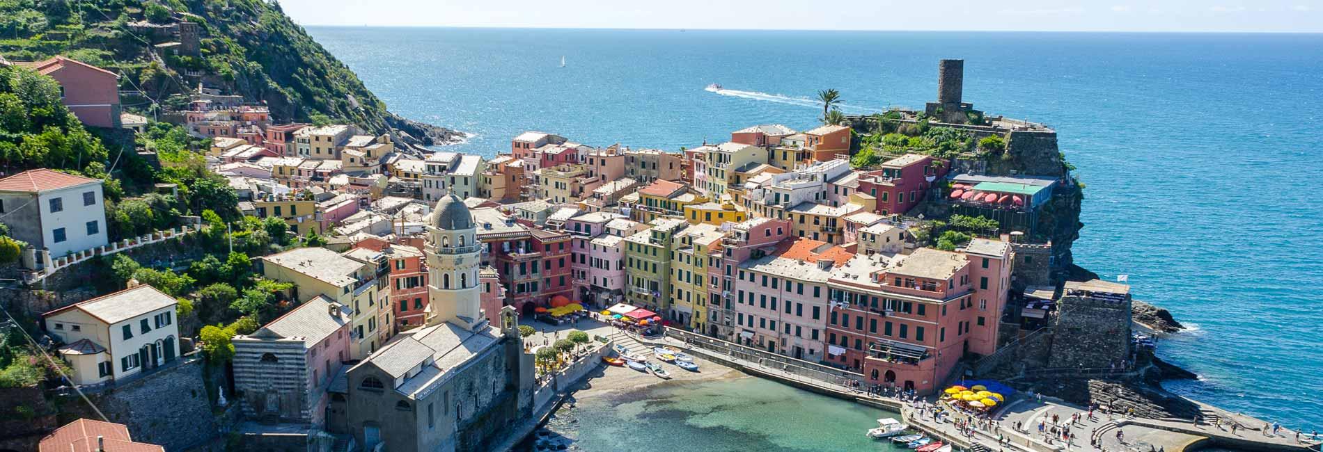 Foto di Vernazza, Cinque Terre Liguria