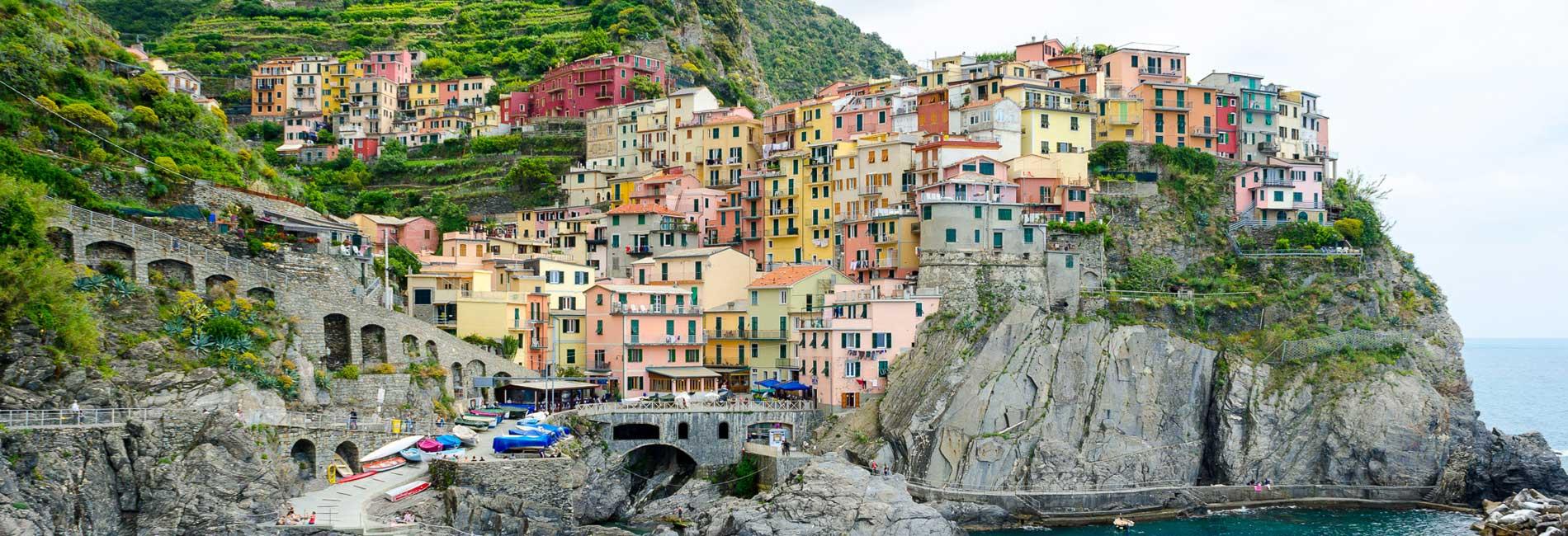 Foto di Manarola, Cinque Terre Liguria